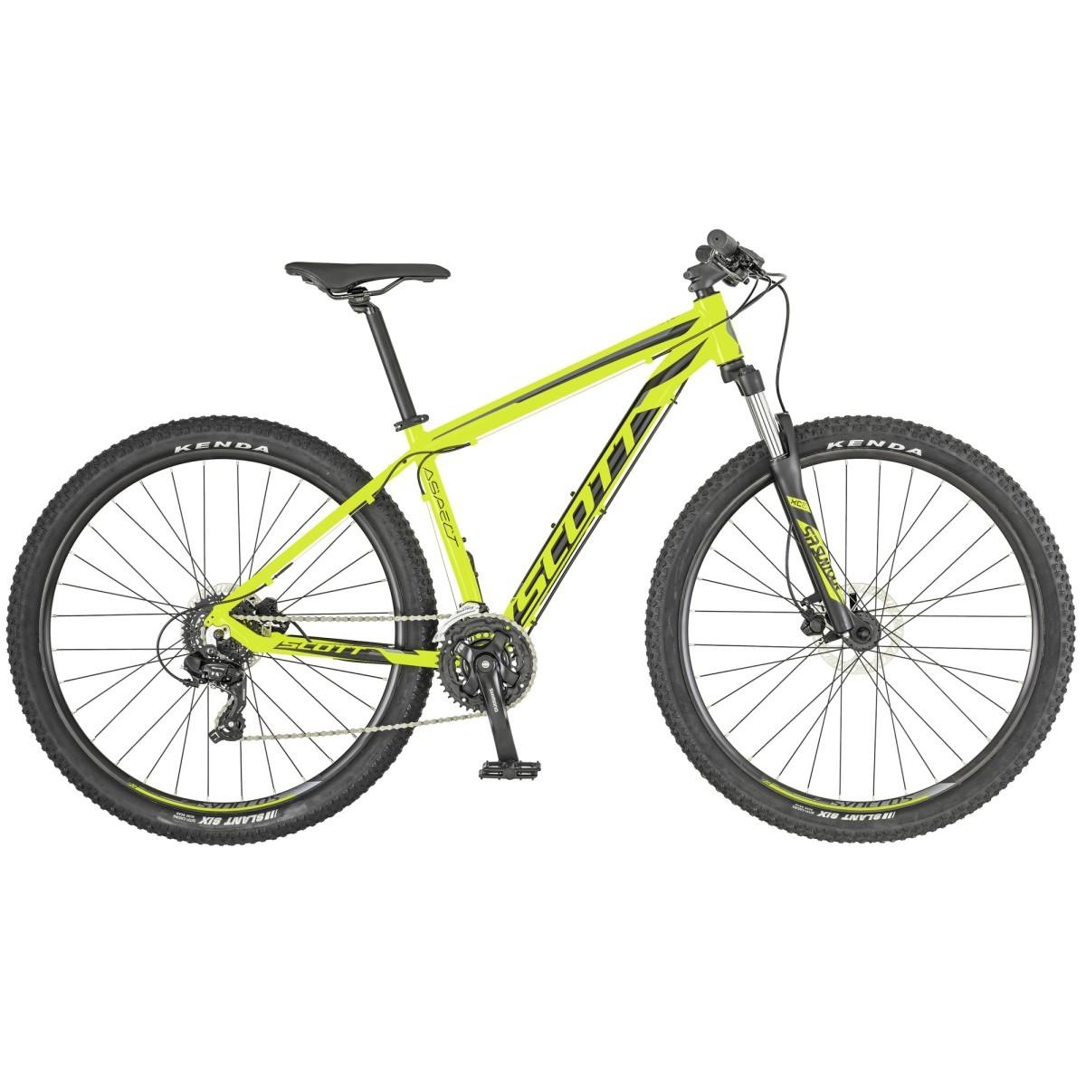 Велосипед Scott Aspect 760 (2019)