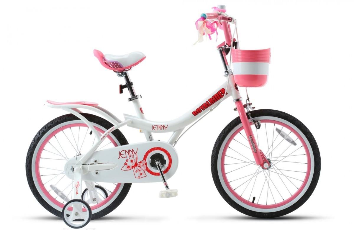 Велосипед Royal Baby Princess Jenny Girl Steel 16 (2019)