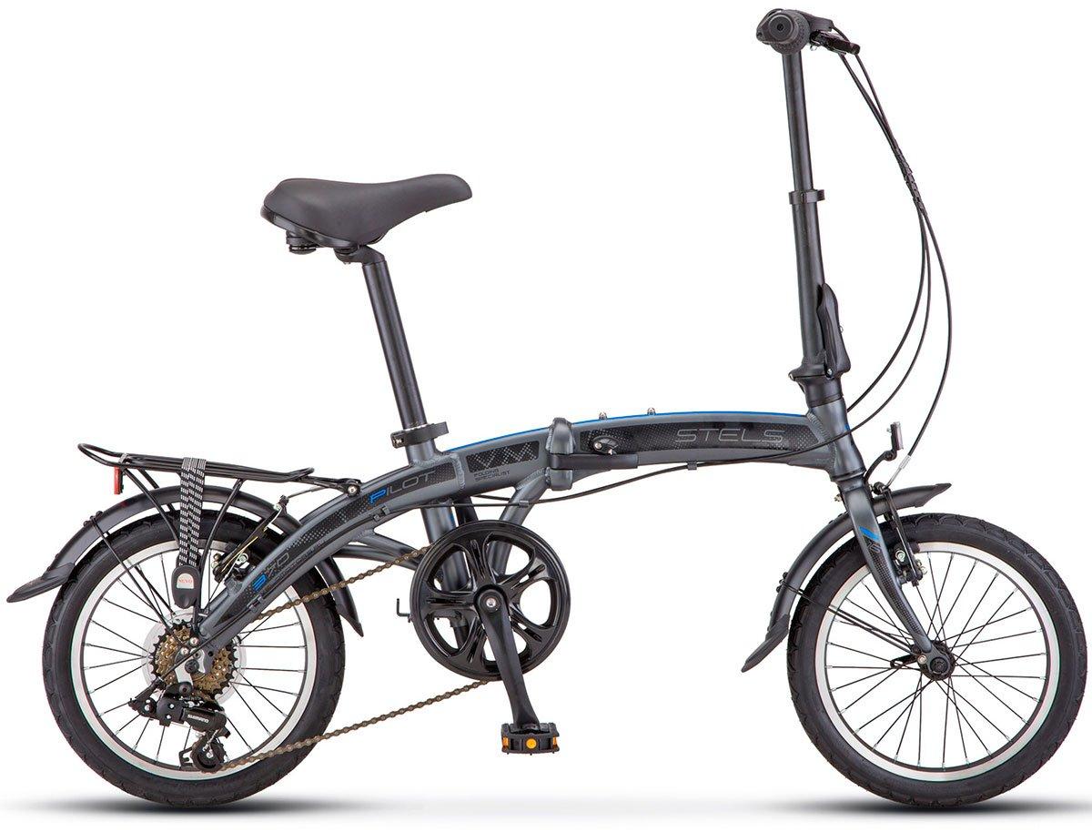 Складной велосипед Stels Pilot 370 16 V010 (2019)