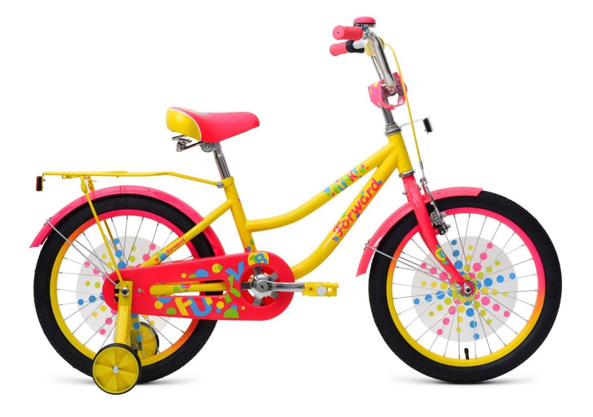 Велосипед Forward Funky 18 (2019)