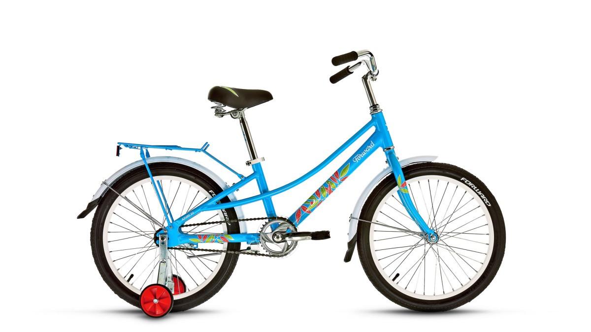 Велосипед Forward Azure 20 (2019)