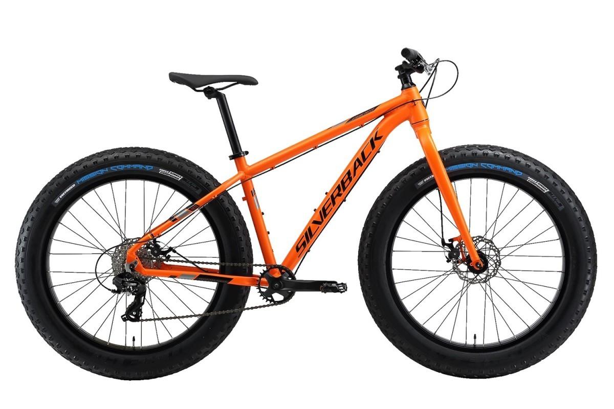 Велосипед Silverback Stride Fatty (2019)