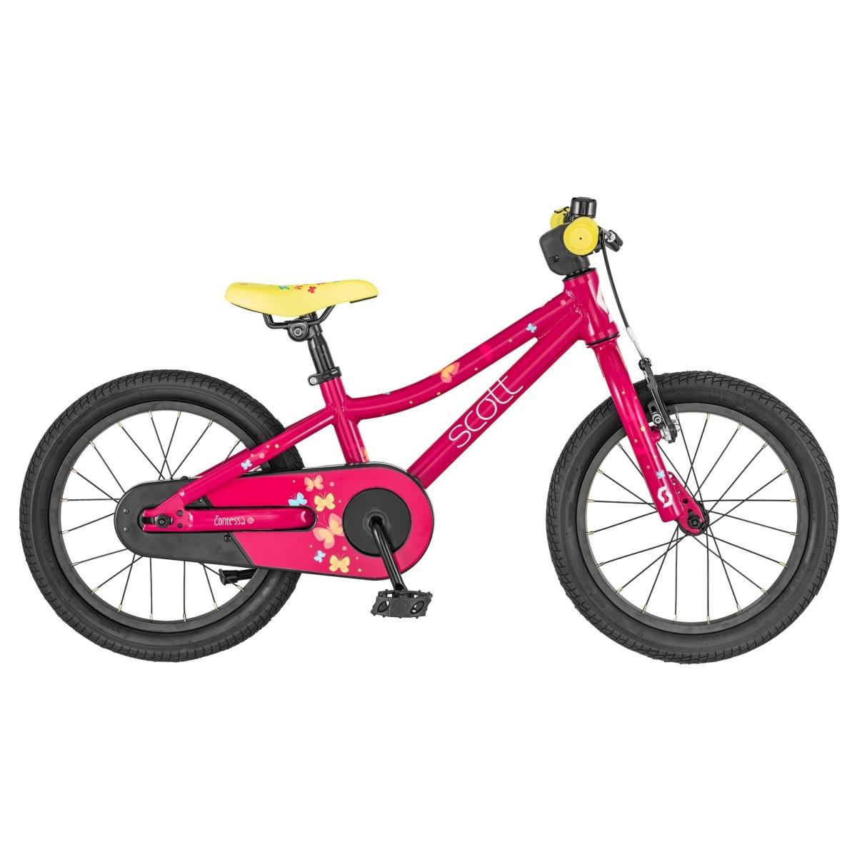 Велосипед Scott Contessa 16 (2019)