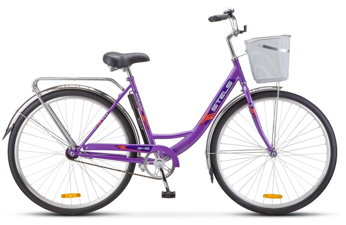 Велосипед Stels Navigator 345 Lady 28 Z010 (2019)