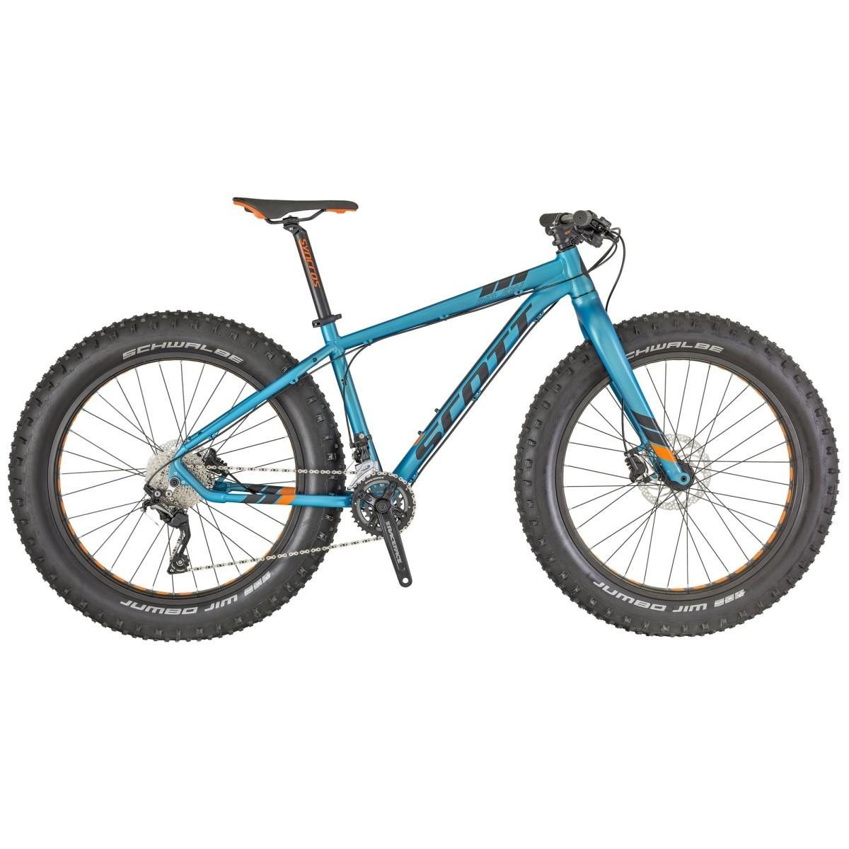 Велосипед Scott Big Jon (2019)