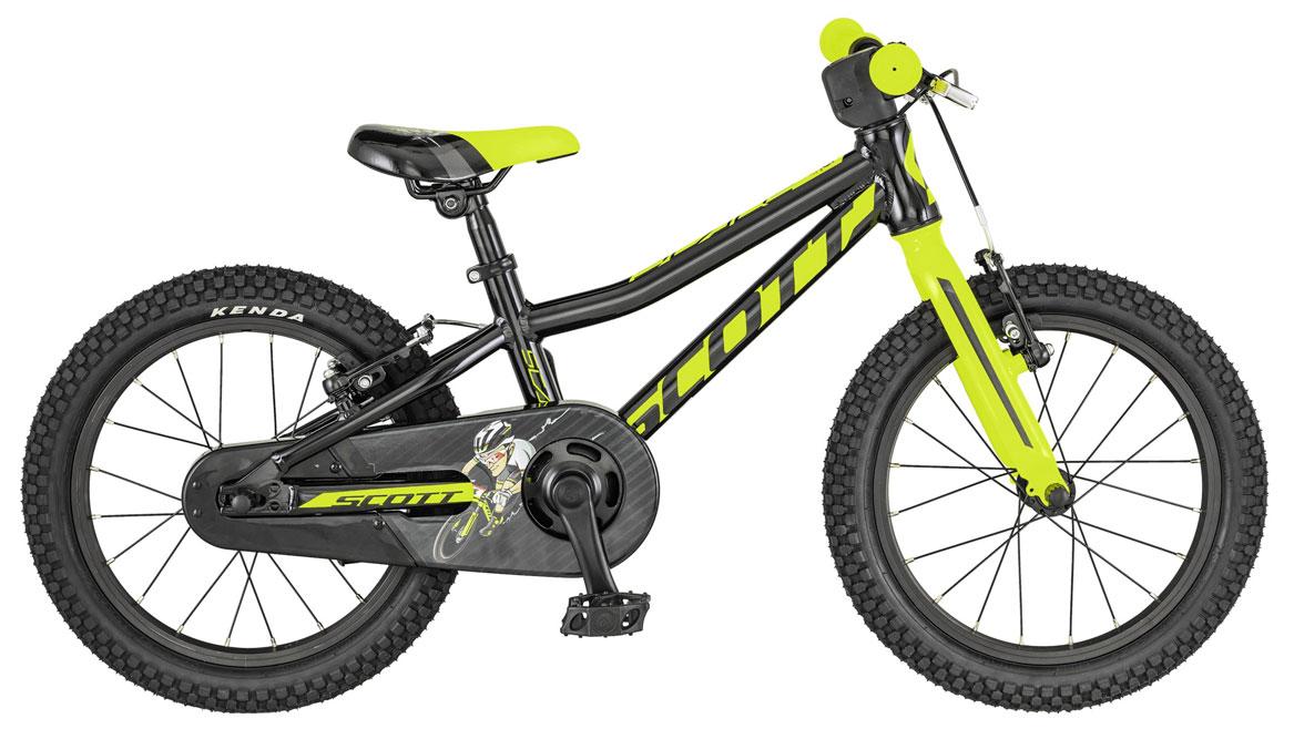 Велосипед Scott Scale 16 (2019)