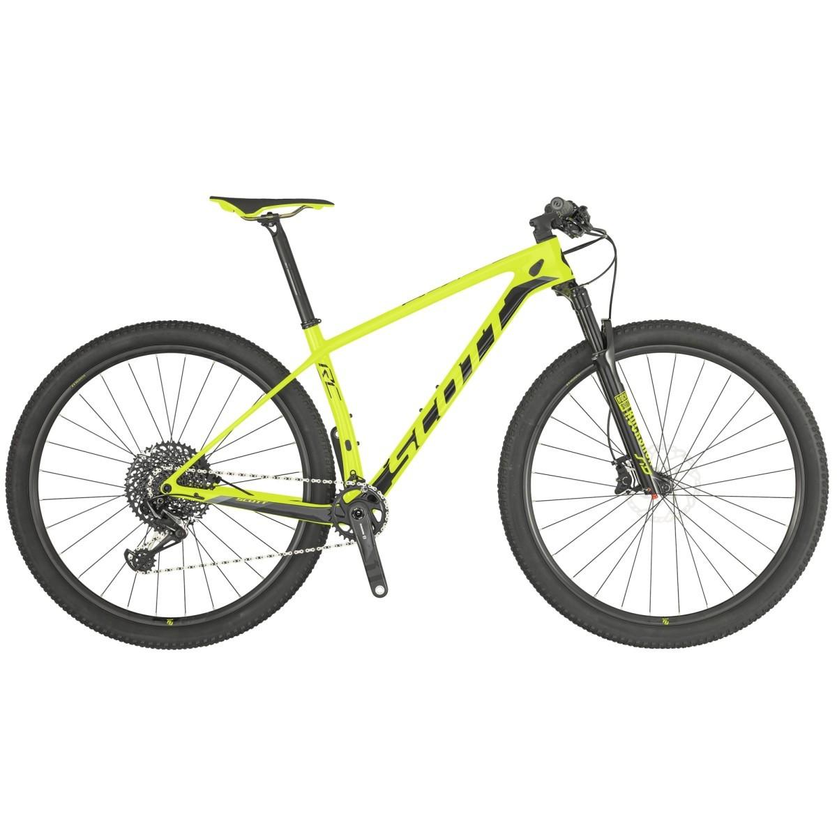 Велосипед Scott Scale RC 900 Team (2019)