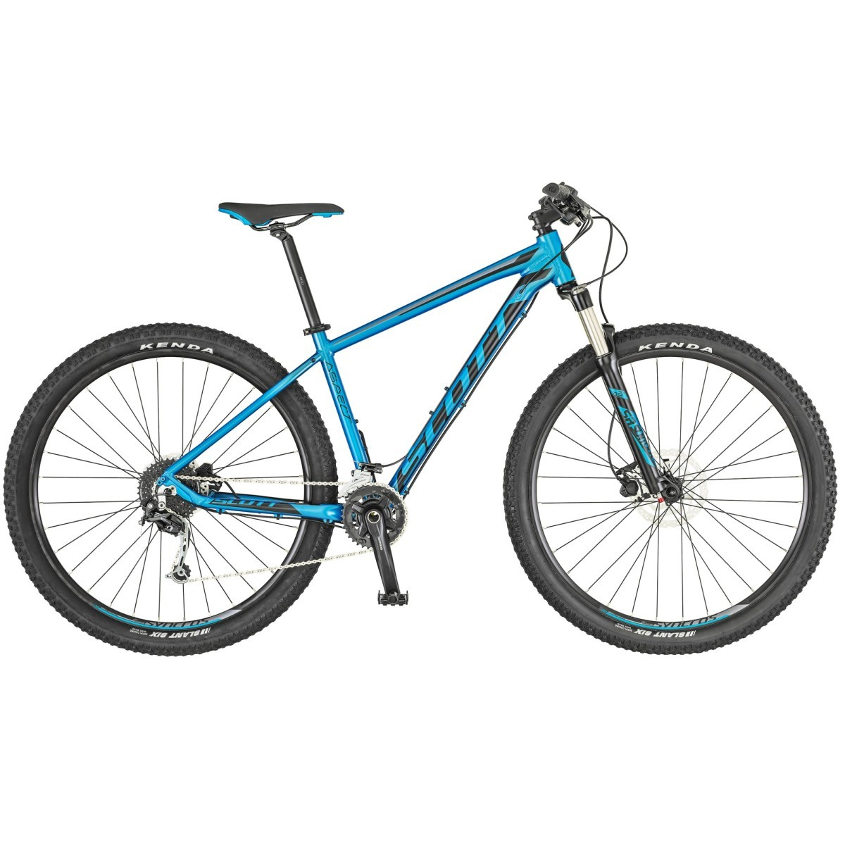 Велосипед Scott Aspect 930 (2019)