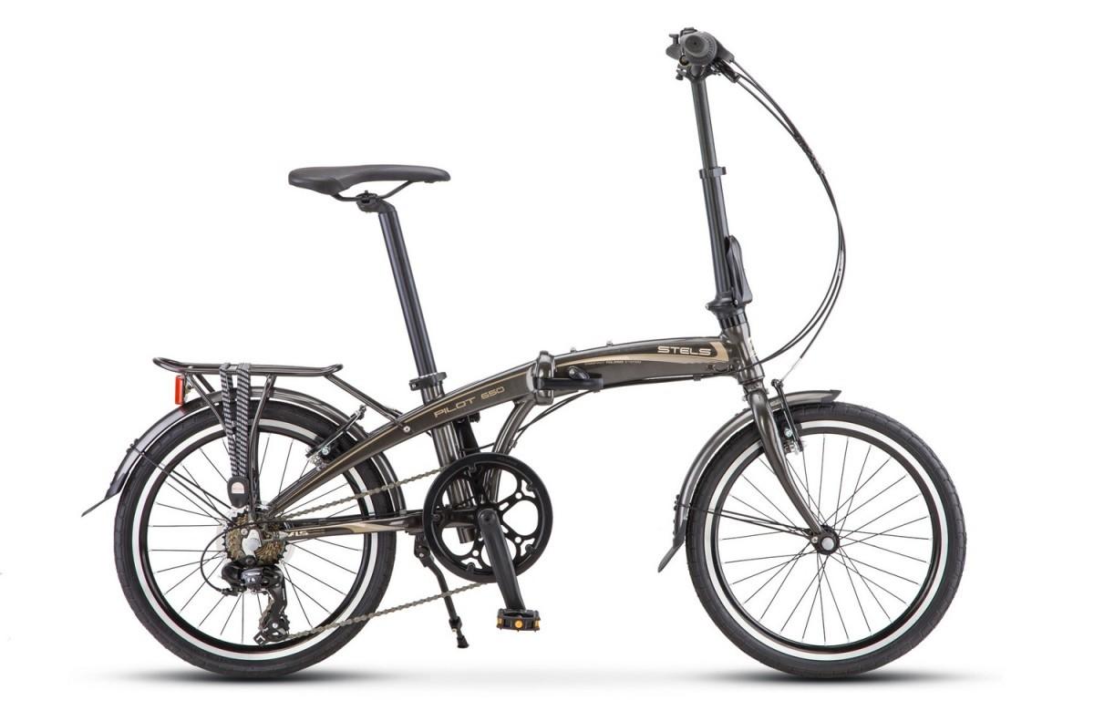 Складной велосипед Stels Pilot 650 20 V010 (2019)