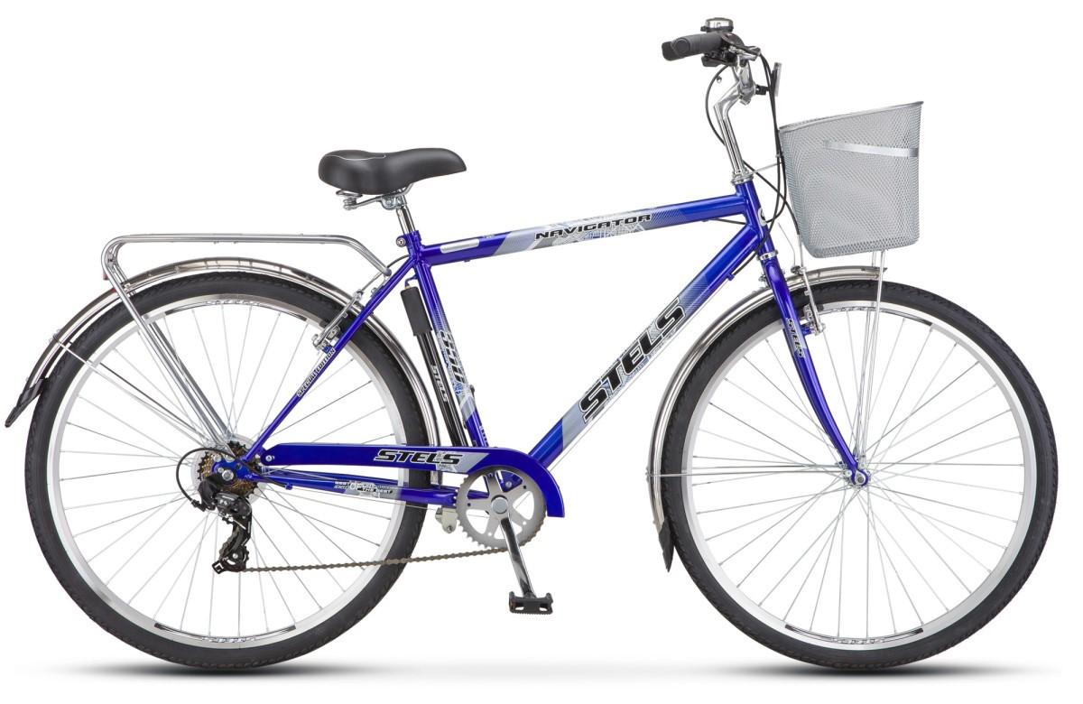 Велосипед Stels Navigator 350 Gent Z010 (2019)