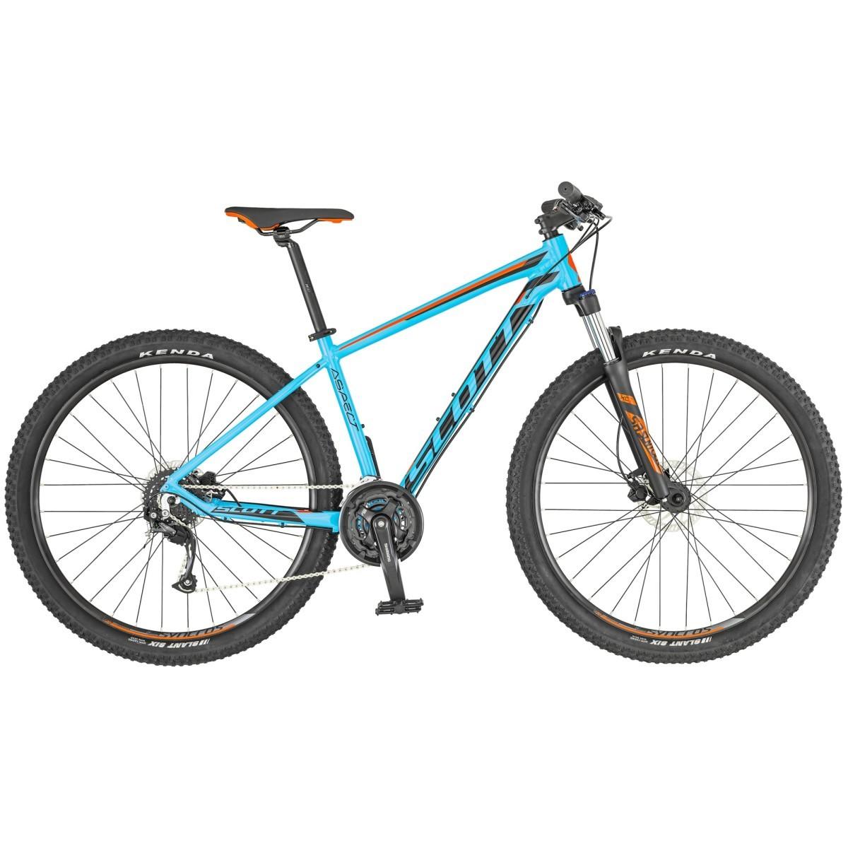 Велосипед Scott Aspect 750 (2019)