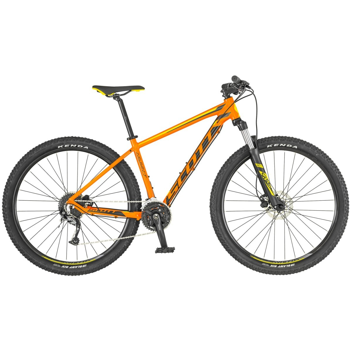 Велосипед Scott Aspect 740 (2019)