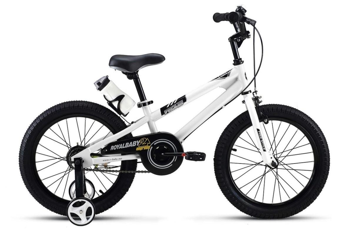 Велосипед Royal Baby Freestyle Steel 18 (2019)