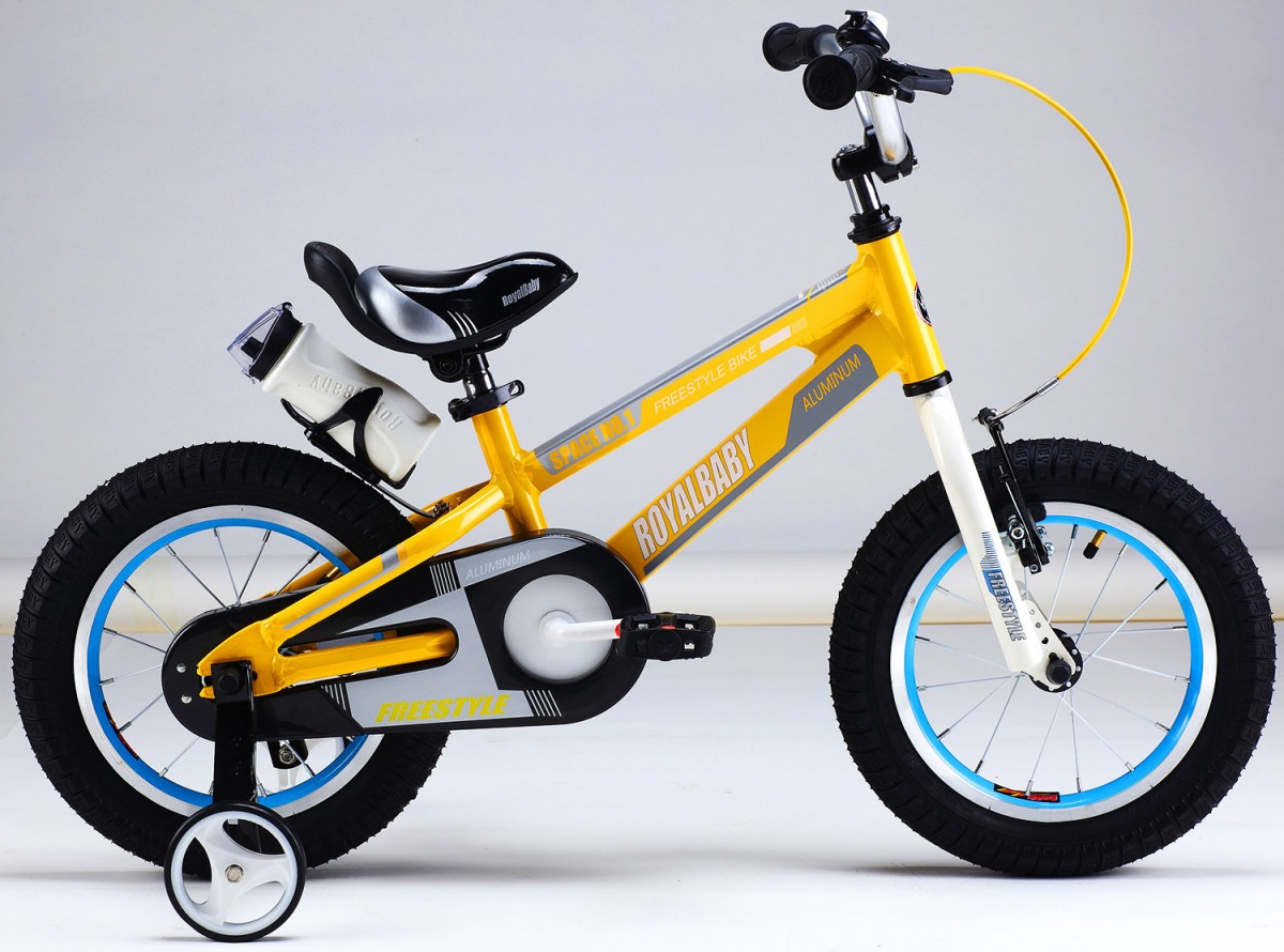 Велосипед Royal Baby Freestyle Space №1 12 Alloy (2019)