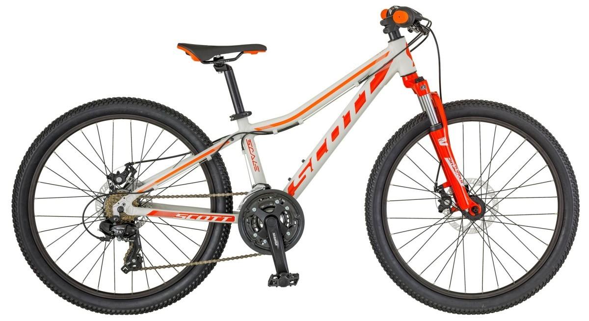 Велосипед Scott Scale JR 24 Disc (2018)