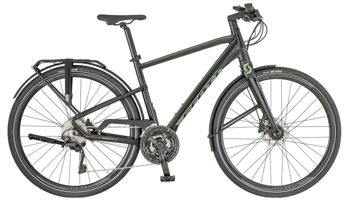 Велосипед Scott Silence 10 Men (2018)