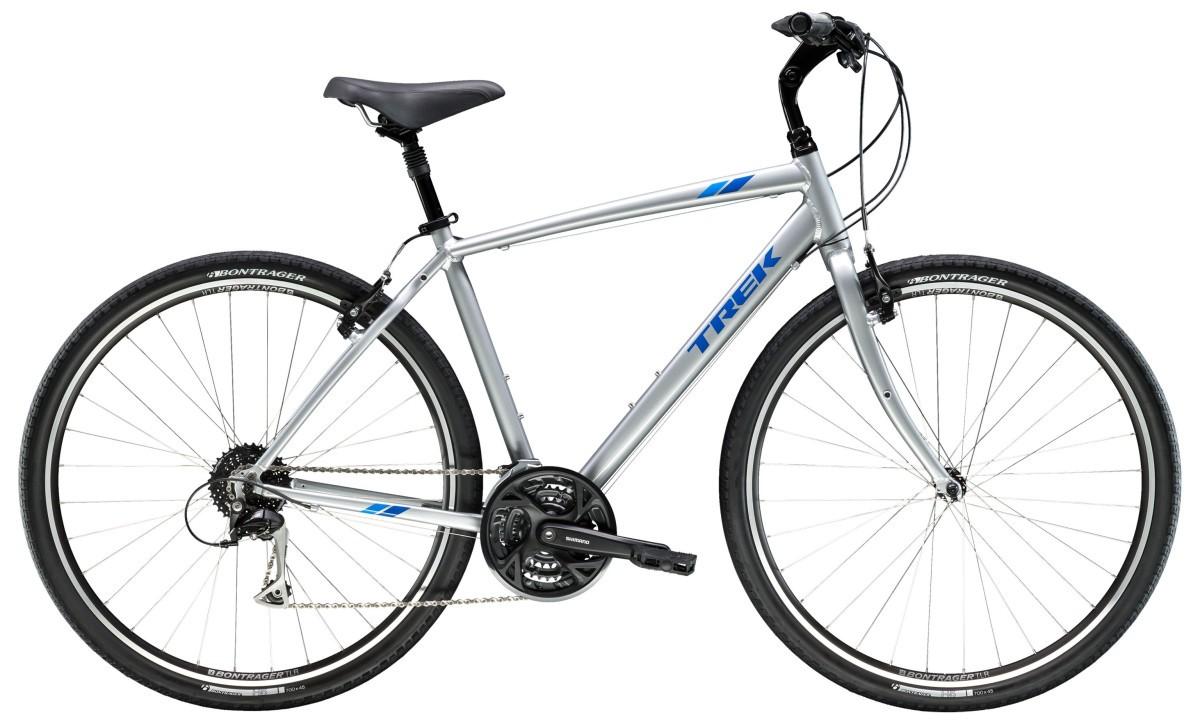 Велосипед TREK Verve 3 (2019)