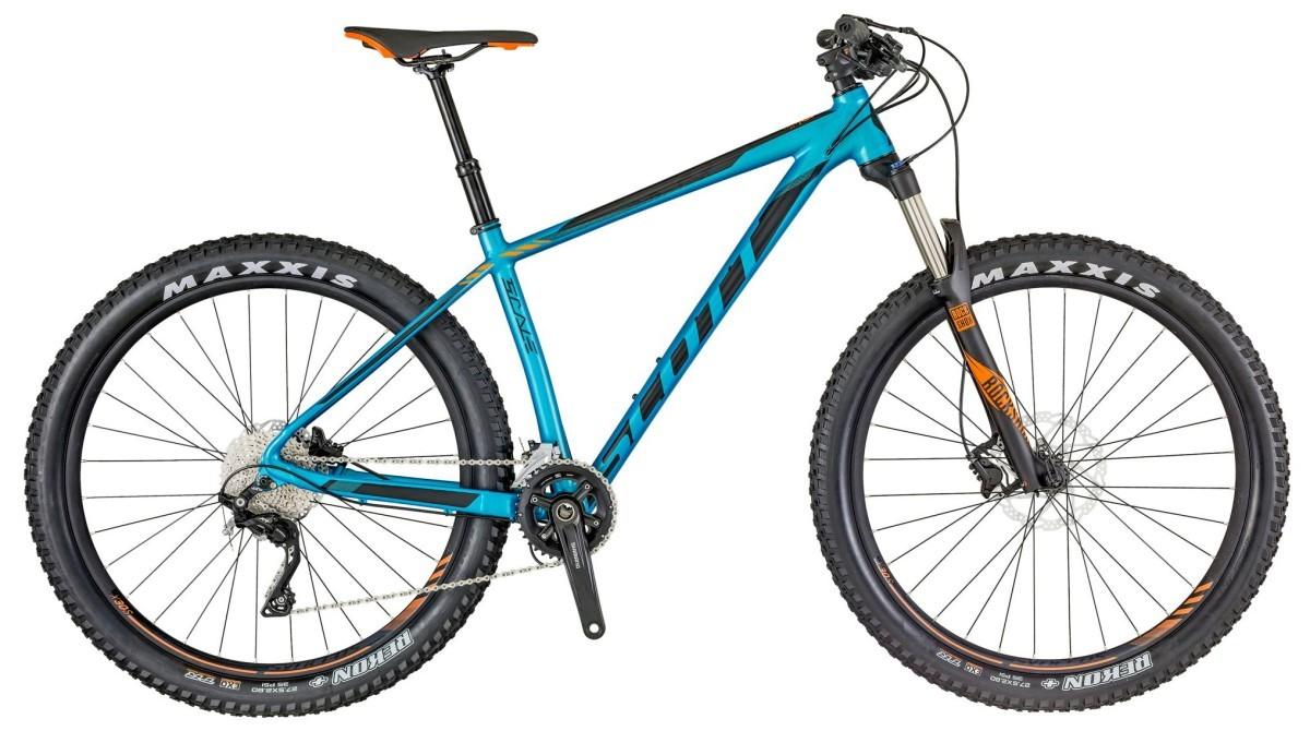 Велосипед Scott Scale 720 (2018)