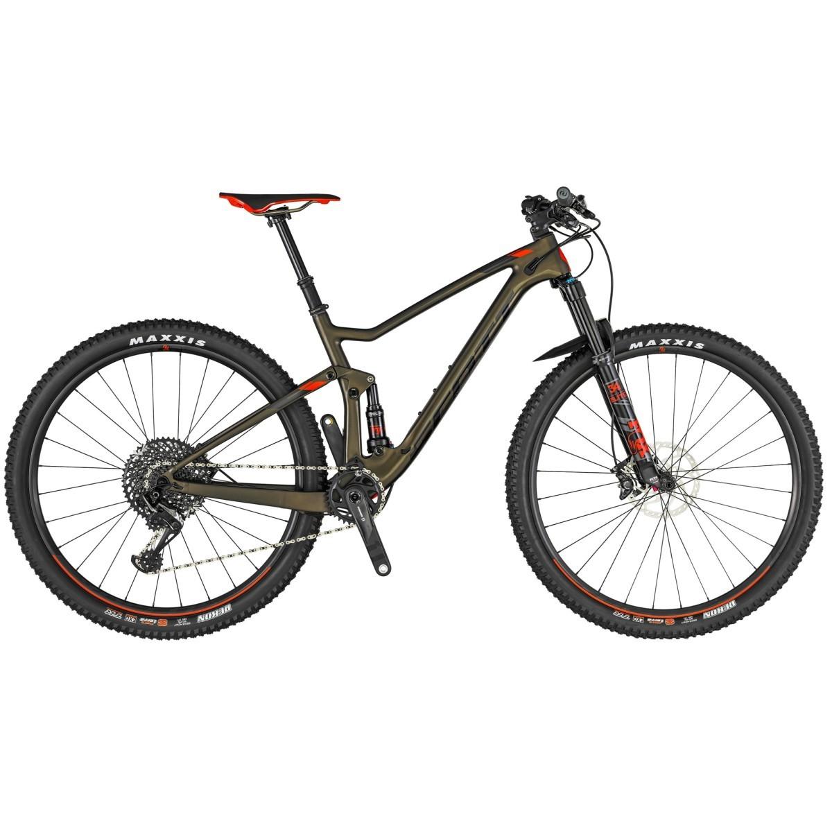 Велосипед Scott Spark 910 (TW) (2019)