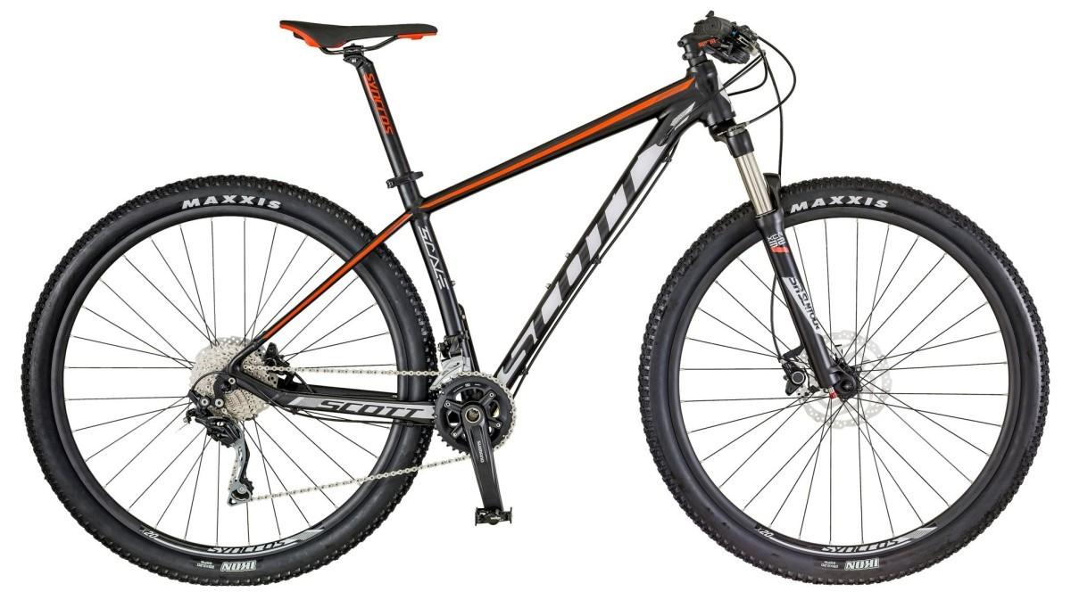 Велосипед Scott Scale 920 (2018)