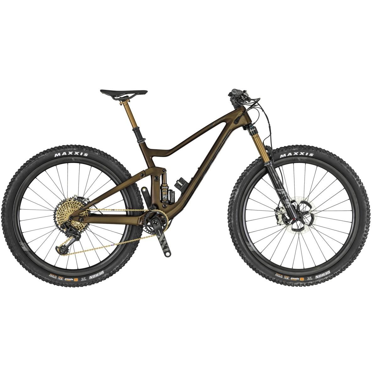 Велосипед Scott Genius 900 Ultimate (2019)