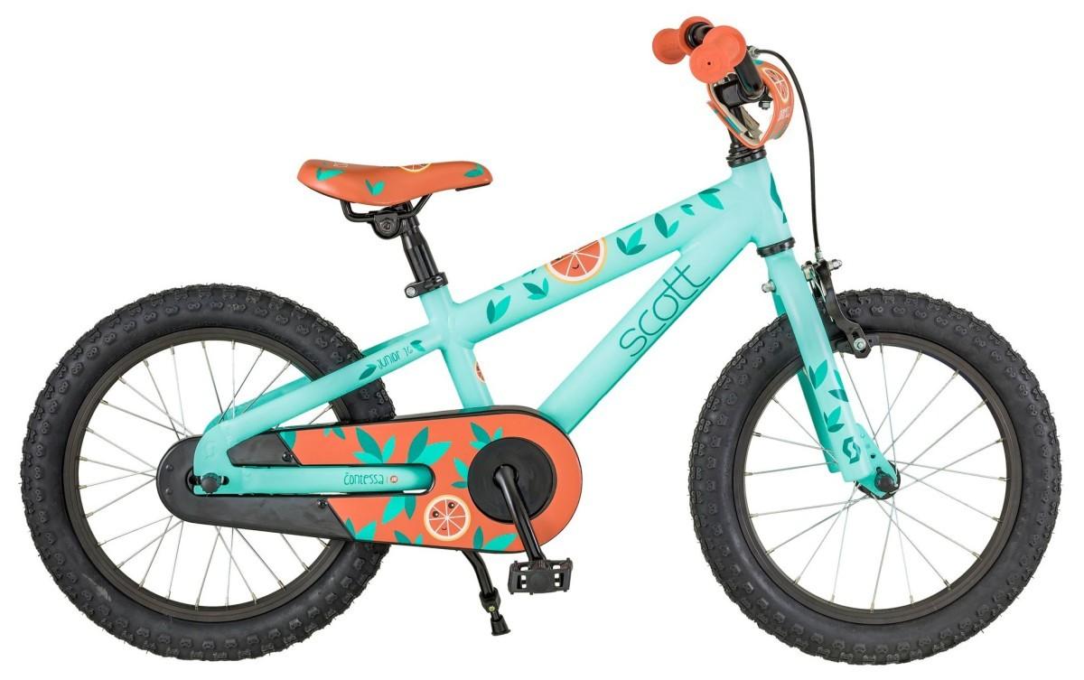 Велосипед Scott Contessa JR 16 (2018)