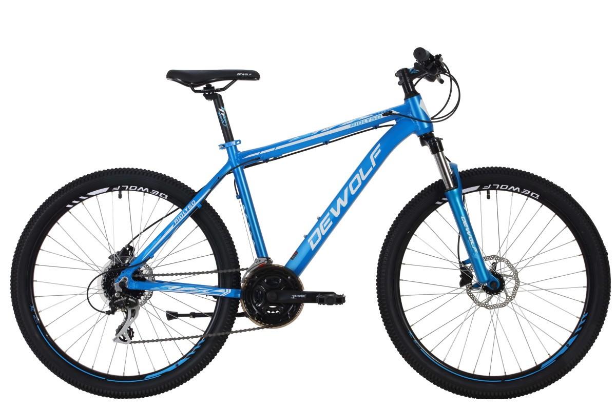 Велосипед Dewolf Ridly 50 (2019)