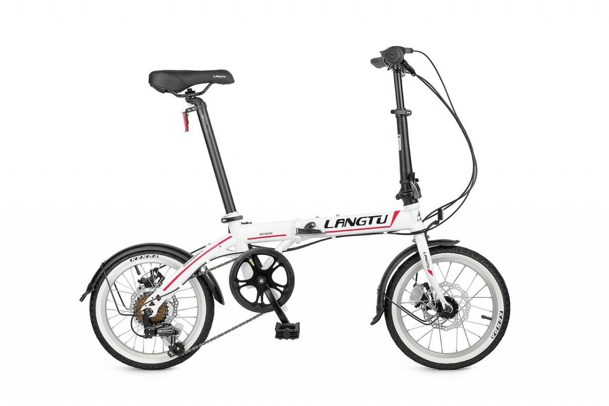 Велосипед Langtu MT1606 (2019)