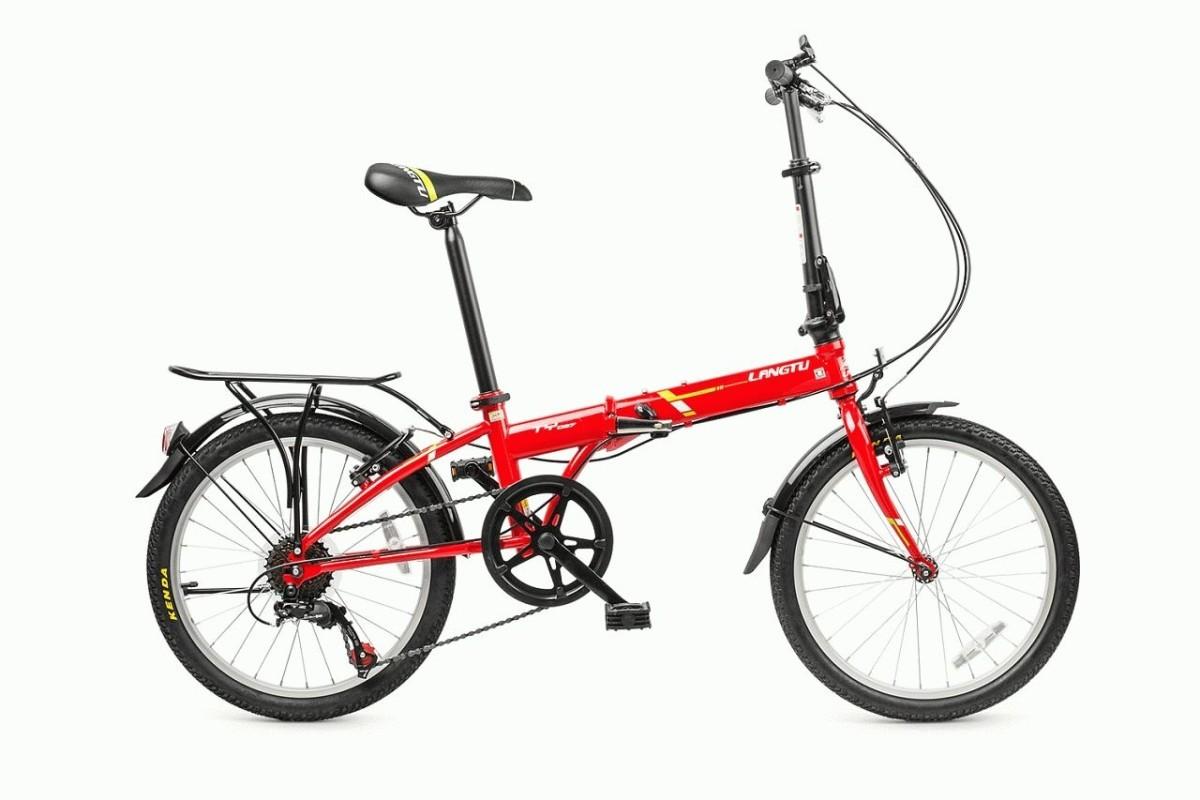 Велосипед Langtu TY 027 (2019)