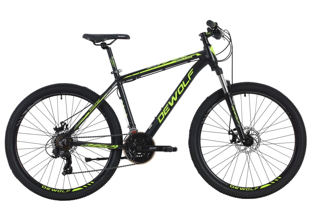 Велосипед Dewolf Ridly 30 (2019)