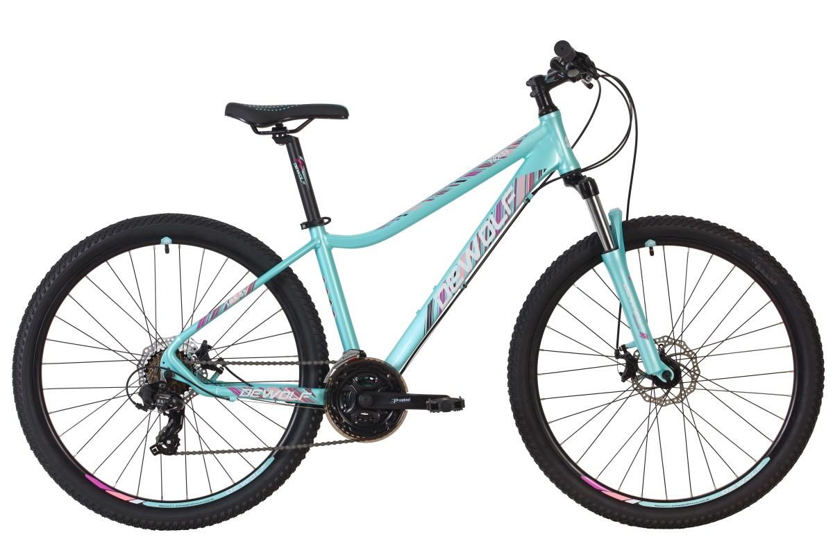 Велосипед Dewolf TRX 55 new (2019)