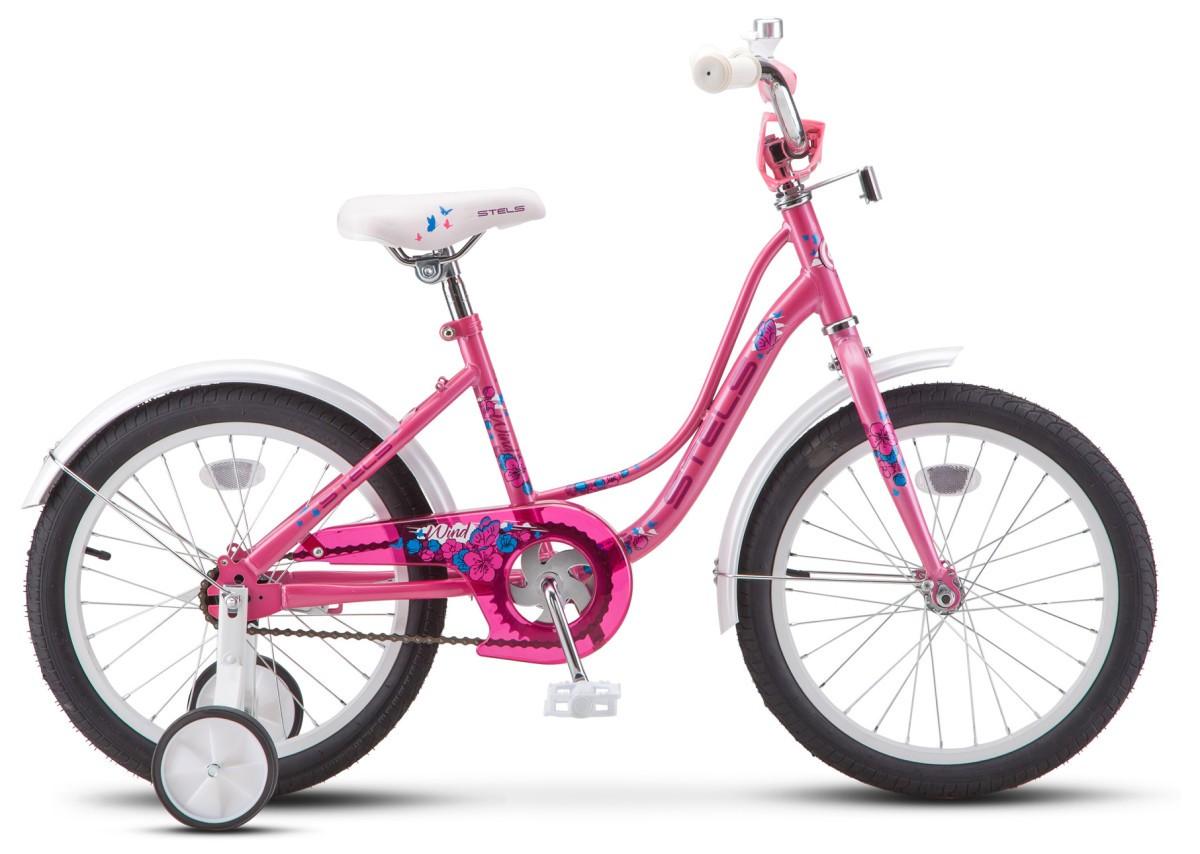 Детский велосипед Stels Wind 14 Z020 (2019)