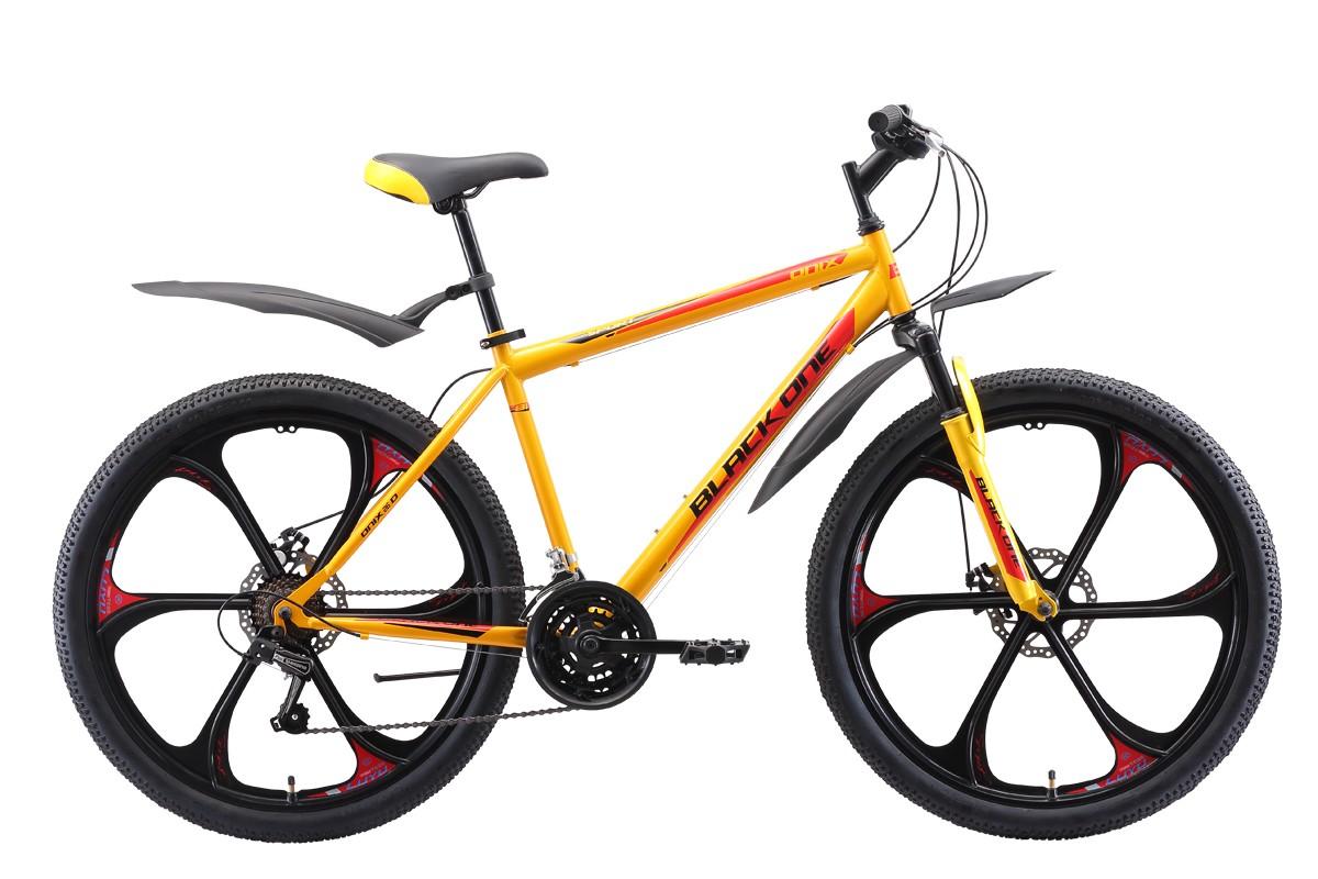Велосипед Black One Onix 26 D FW (2020)