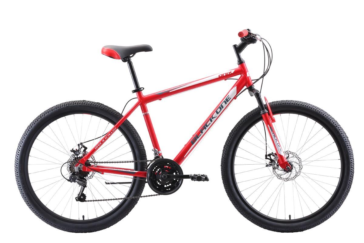Велосипед Black One Onix 26 D Alloy (2020)