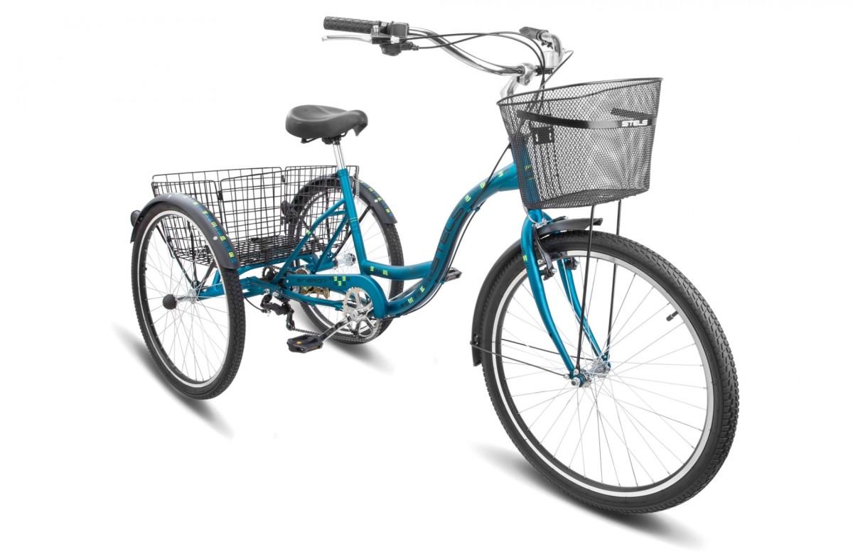 Велосипед Stels Energy VI 26 V010 (2018)