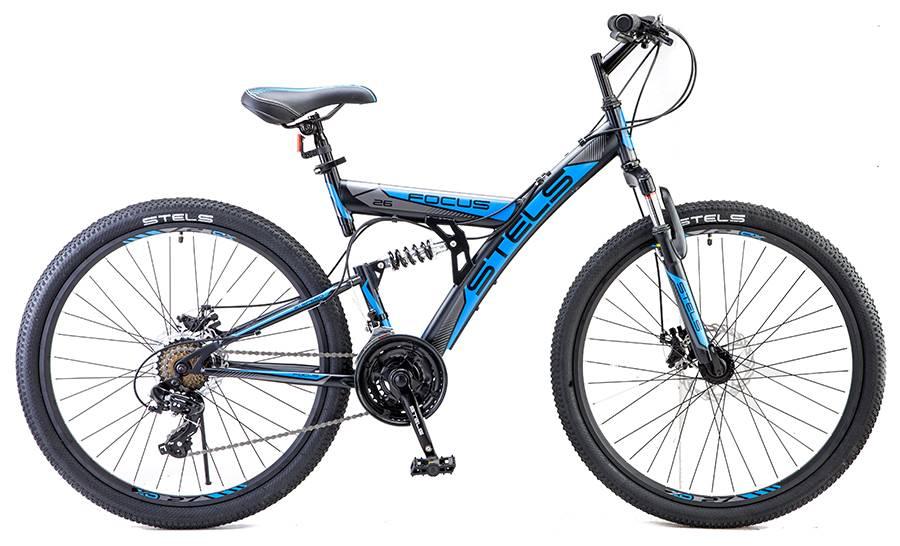 Велосипед Stels Focus V 21-sp V010 (2018)