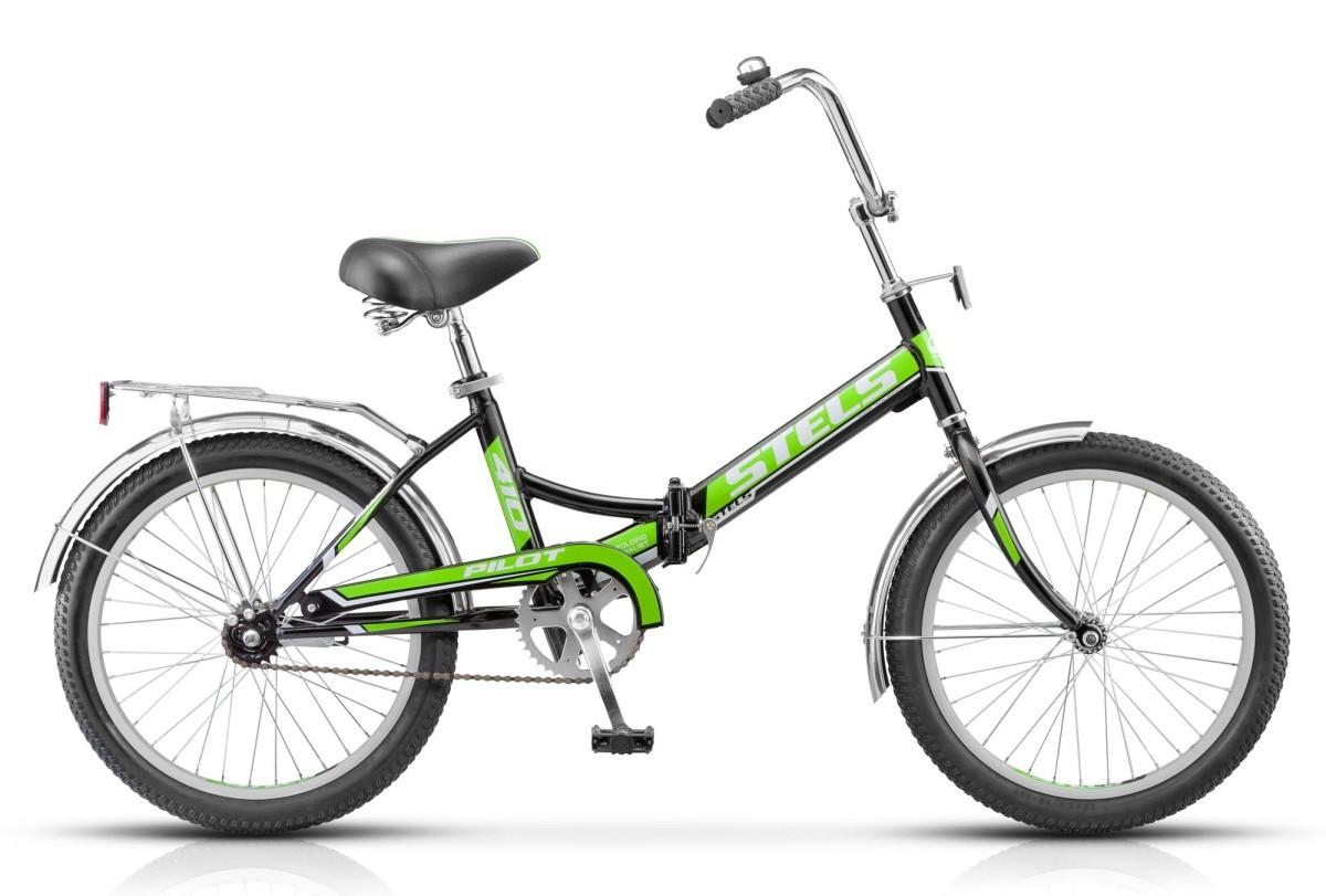 Велосипед Stels Pilot 410 20 Z010 (2018)