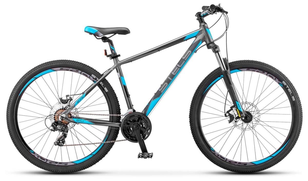 Велосипед Stels Navigator 610 MD 27.5 V020 (2018)