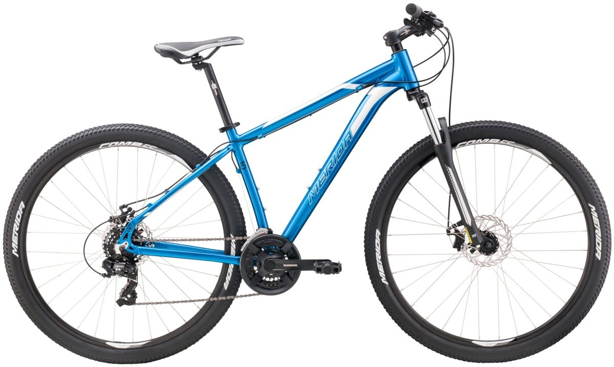 Велосипед Merida Big.Nine 10 MD (2020)