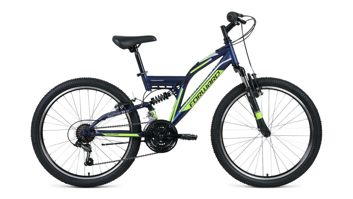 Велосипед Forward Raptor 24 (2019)