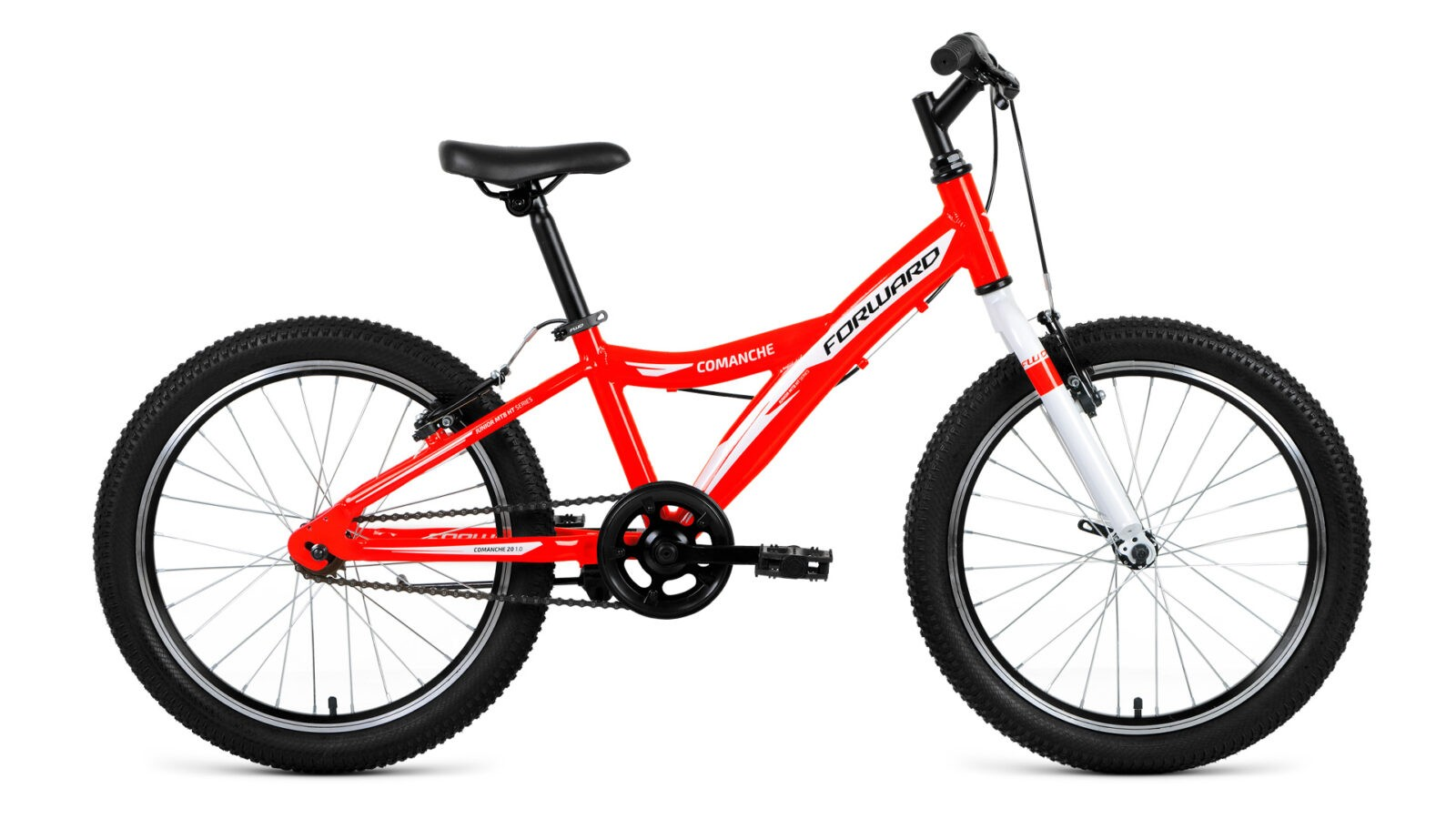 Велосипед Forward Comanche 20 1.0 (2019)
