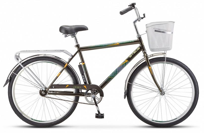 Велосипед Stels Navigator 200 Gent 26 Z010 (2019)