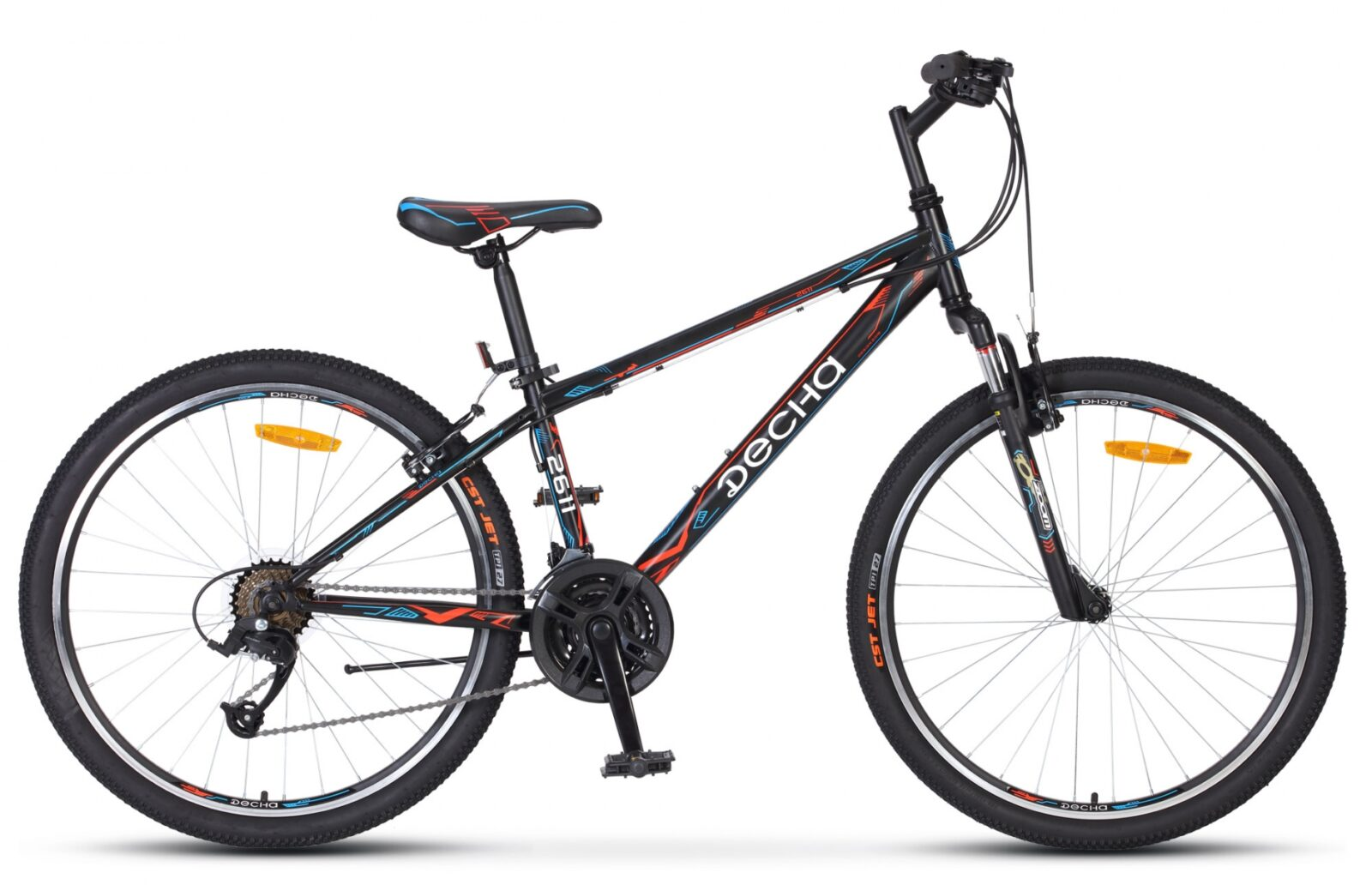Велосипед Десна 2611 V 26 V010 (2018)