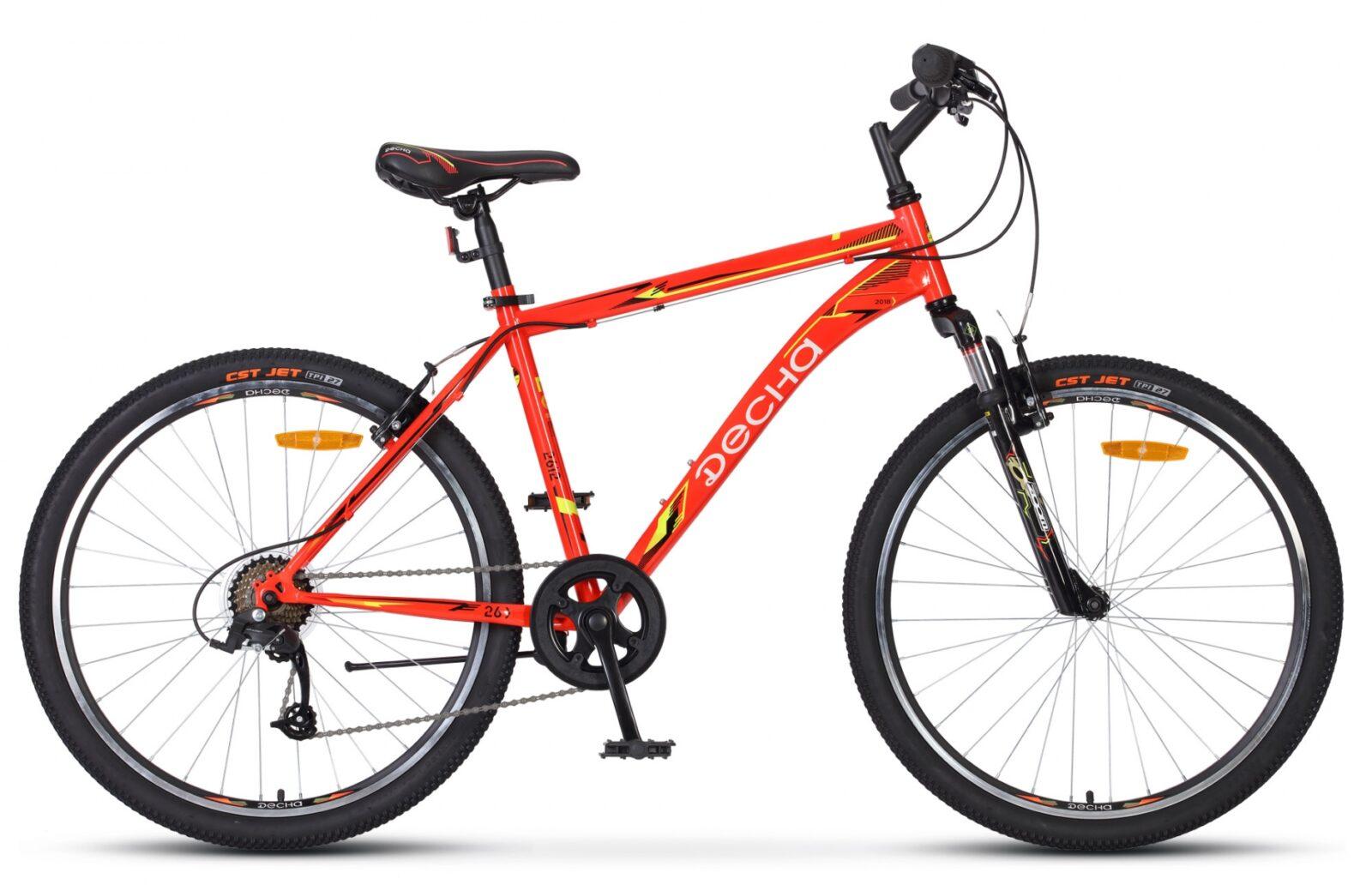 Велосипед Десна 2612 V 26 V010 (2018)
