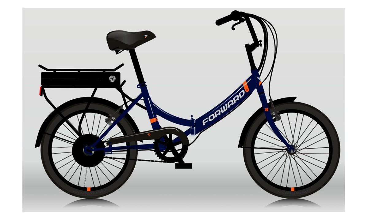 Велосипед E-Forward Gallero 20 (2020)