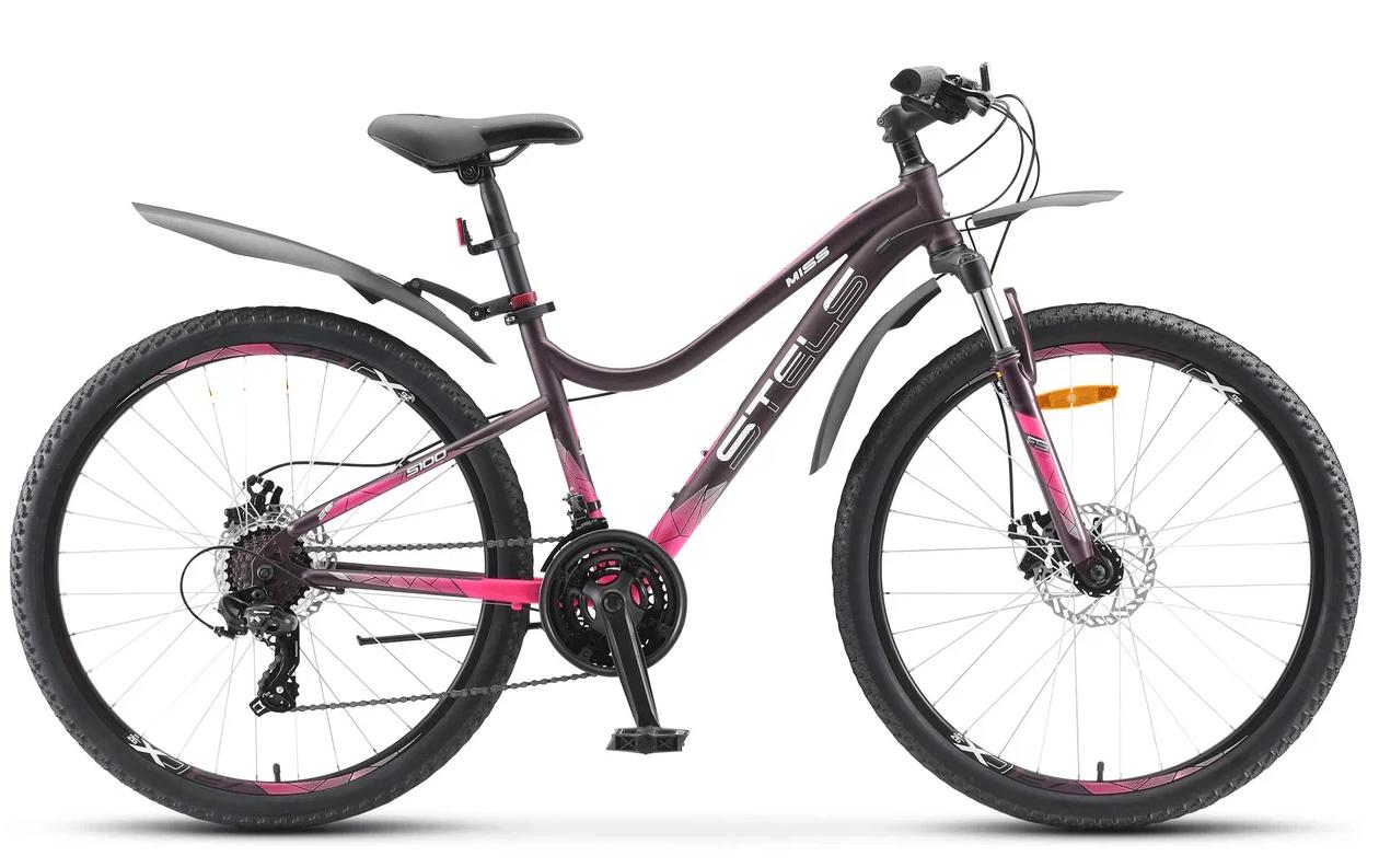 Велосипед Stels Miss 5100 MD 26 V040 (2020)