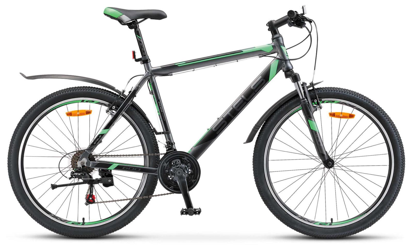 Велосипед Stels Navigator 600 V 26 V020 (2019)