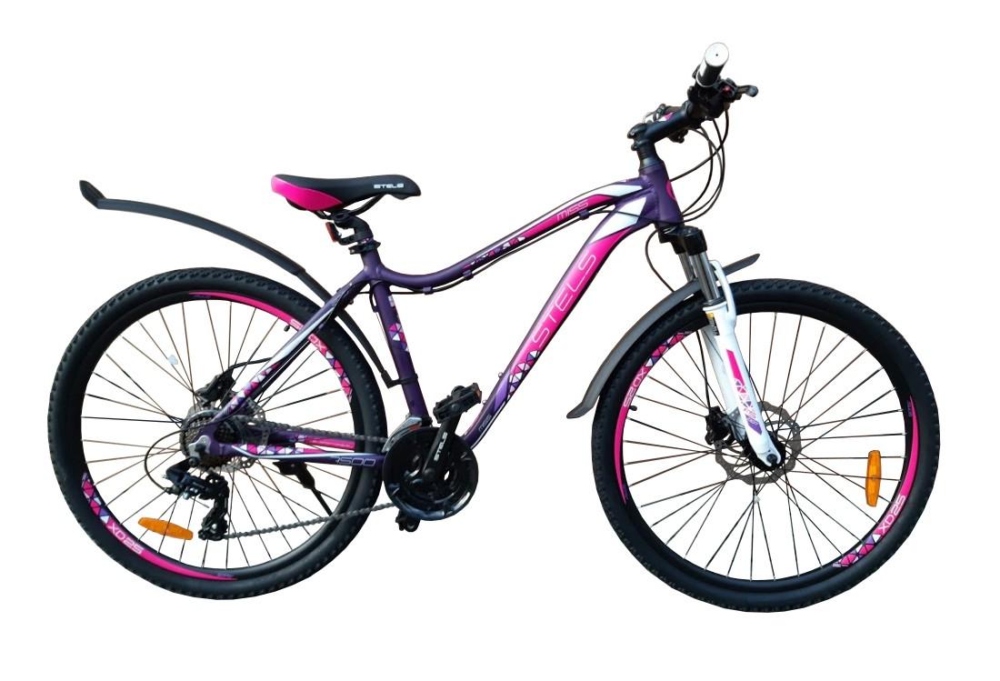 Велосипед Stels Miss 7500 D 27.5 V010 (2020)
