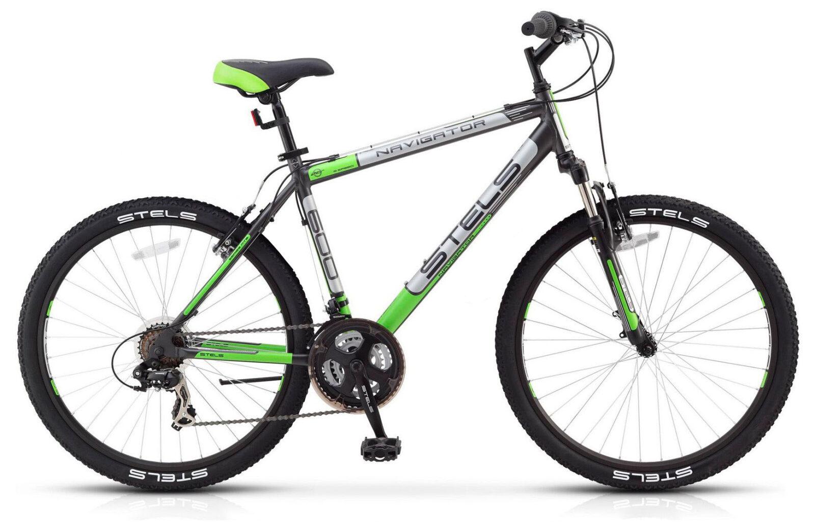 Велосипед Stels Navigator 600 V 26 V030 (2017)