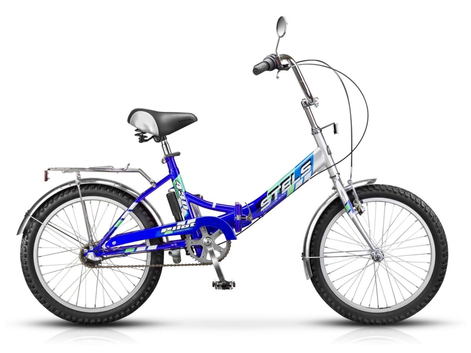 Велосипед Stels Pilot 430 (2015)